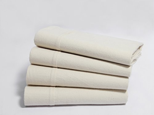 Organic Cotton Flat Sheets - 3