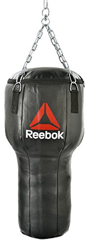 Reebok Combat Upper Cut Tasche-Schwarz