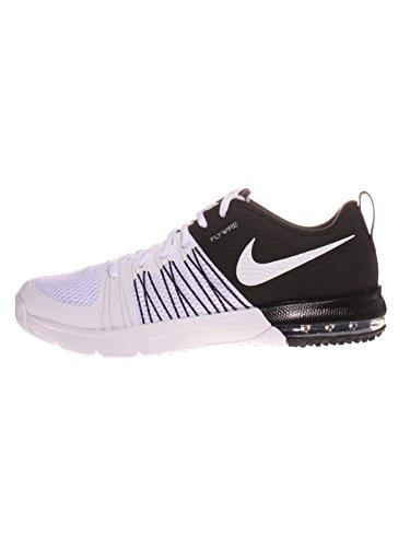 Nike Mens Tr Effort D'air Max Sneakers Noir / Blanc (noir Blanc)