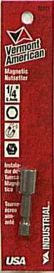 Vermont American 15111 1/4'' Magnetic Nut Setter Power Bit