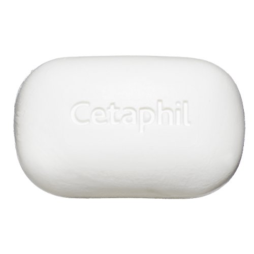 Cetaphil Gentle Cleansing Bar(Pack of 3), 127g, 3 Count