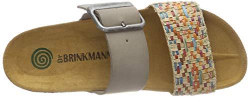 Khaki 701180 Brinkmann 7 Señoras Verde Zapatilla Dr xZ7n46fHwq