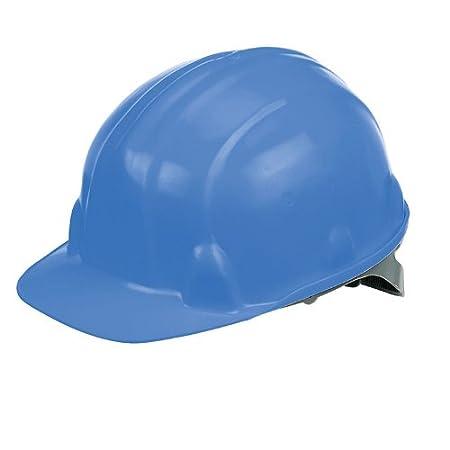 Silverline 633503 Safety Hard Hat Blue