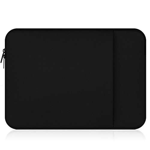 15 15.4 15.6 Inch Waterproof Fabric Notebook Sleeve Laptop Bag Case Cover for Apple MacBook Pro 15.4-inch Retina Display ASUS X551MA Toshiba Satellite Dell Inspiron Lenovo Acer