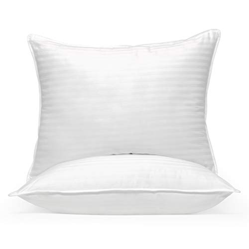 Pillows for Sleeping 2 Pack Standard Size 20x26 inch - Set of 2 Bed Pillow - Best Hotel Pillow – Soft Hypoallergenic Material