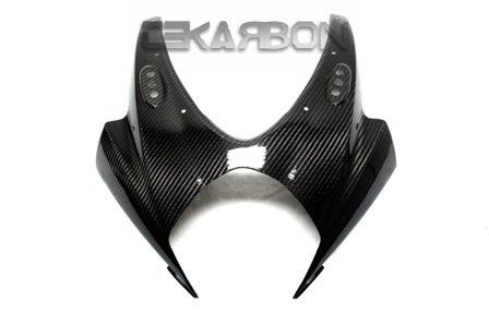 2007 - 2008 Suzuki GSXR 1000 Carbon Fiber Front Fairing - (Carbon Fiber Fairing)
