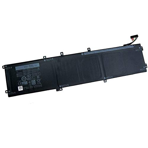 Dentsing 11.1V 84Wh/7260mAh 4GVGH Laptop Battery Replacement for Dell Precision 5510 5000 XPS 15 9550 Series Notebook 1P6KD 01P6KD ()