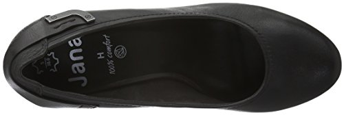 Jana 22404, Zapatos de Tacón para Mujer Gris (Graphite 206)