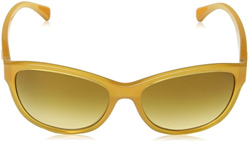 Emporio Armani Sonnenbrille (EA4080) Marron (Biscuit 55372l)