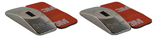 Sendt Adhesive Plates 2 Pack For use with tablets and other devices without a Kensington compatible slot