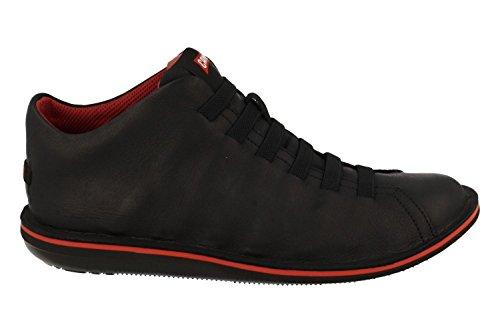 CamperBeetle - Zapatillas altas hombre Negro (Black)