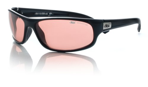 944c90abec Image Unavailable. Image not available for. Color  Bolle Sport Anaconda  Sunglasses (Shiny Black Modulator ...