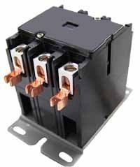 (Packard C360C Packard Contactor 3 Pole 60 Amps 208/240 Coil Voltage)