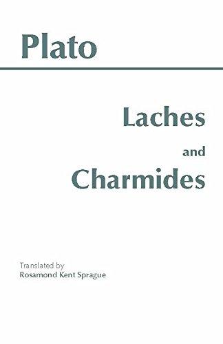 Laches and Charmides (Hackett Classics)