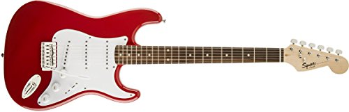 Review Of Squier Bullet - Fiesta Red - Rosewood Fingerboard
