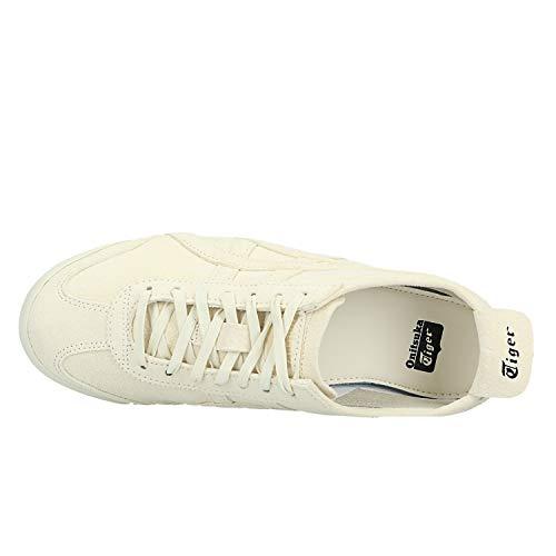 100 unisex Blanco Zapatos Cream Cream Asics A7q1cq