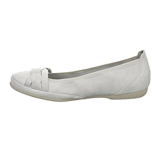 ... MARCO TOZZI Marco Tozzi Ladies Shoe 22126 Quartz Grau ...