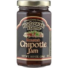 Kozlowski Farms Chipotle Jam, 10.5-Ounce