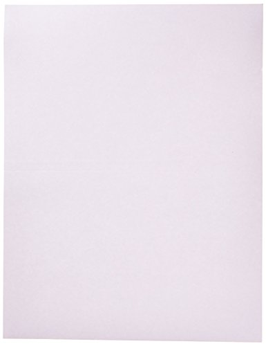 (5 Packs x Half Sheet Self Adhesive Shipping Lablels for Laser & Inkjet Printers, 1000 Count)