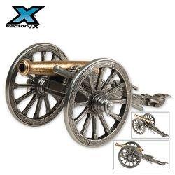 Civil War Cannon Replica - Denix Civil War Replica Cannon Miniature
