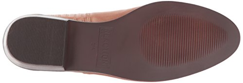 Tan REACTION Cole Loop Leather Women's y Gusset Flat Kenneth Ankle Finger Bootie FPfRdq5Pn