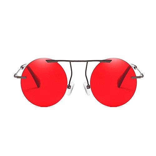 de red couleur plein pour Polarized Voyager soleil Pilot Driver's de polarisées Mirror réfléchissant Sports air Lunettes Film voler Frog Pilot 1vwHpZ4q