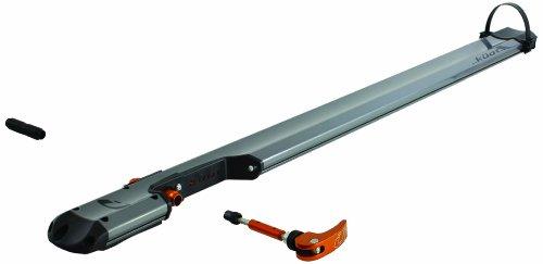 Kuat Racks Trio - Fork Mount Carrier - Gun Metal Gray & Orange