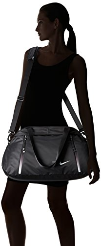 7a4a818aee Nike W Nk Aura Club-Solid, Borsa Training Donna, Black/White, Taglia Unica:  Amazon.it: Sport e tempo libero