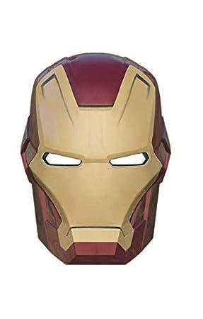 Máscara de Iron Man