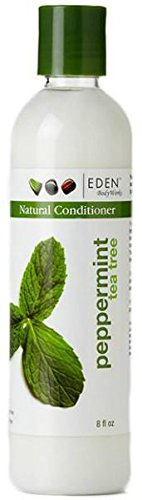 Eden BodyWorks Peppermint Tea Tree Conditioner, 8 Ounce