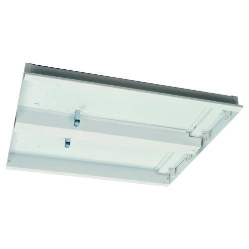 Sea Gull Lighting 9501-15S Two-Light Fluorescent Chassis, White