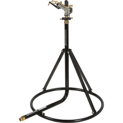 Strongway Tripod Impulse Sprinkler - The Best Tripod Base