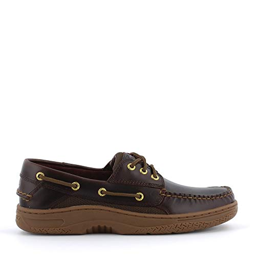 SPERRY Men's Billfish 3-Eye Boat Shoe, Amaretto, 13