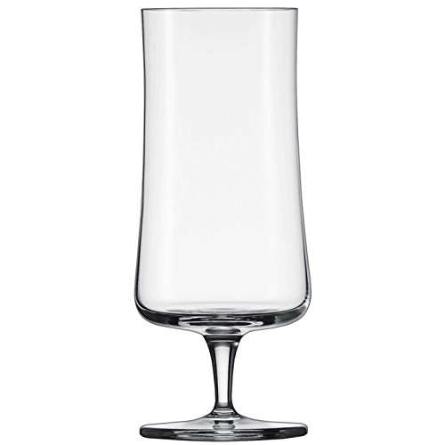 Schott Zwiesel Tritan Crystal Glass Pilsner Beer Glass, Set of 6 by Schott Zwiesel