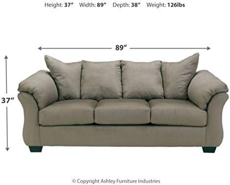 Amazon Com Signature Design By Ashley 7500538 Darcy Sofa