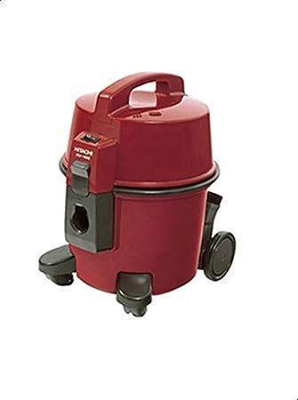 Hitachi CV-100 Steam Vacuum Cleaner, Wine Red