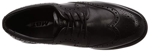 Uomo 03n black M Wt Brouge Scarpe Mbt Stringate Nero Boston xSUwY1Zq4