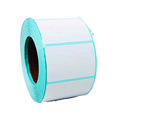 Royarebar Pretty Art Craft Stickers Self-Adhesive Paper Thermal Paper Sticker Barcode Printer Paper(Approx.700pcs,40X30mm) - Pc 700 Printers