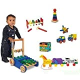 The Ultimate Toddler Toy Bundle of 5 Melissa & Doug