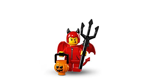 LEGO Series 16 Collectible Minifigures - Cute Little Devil Halloween -