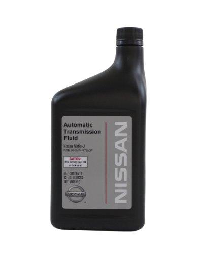 Genuine Nissan Fluid 999MP-MTJ00P Nissan Matic-J Automatic Transmission Fluid - 1 ()