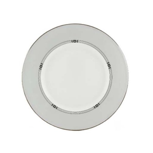 Lenox Westerly Platinum Bone China 9-Inch Accent Plate