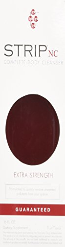 Strip NC complete body cleanser Fruit Flavor 16 Fl. OZ (Flavor Strips Grape)