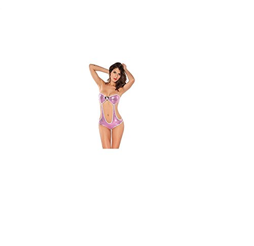palmer clubwear - Salto de cama - para mujer Rosa