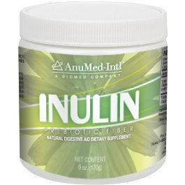 Inulin AnuMed Intl 6 oz Powder