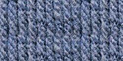 Bernat Super Value Yarn - Steel Blue (Steel Heather)