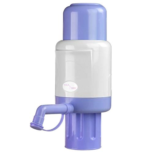 TeraPump TRPMW200 Universal Manual Drinking Water Pump, Fits Any Bottle,...