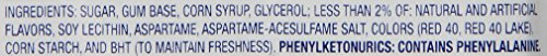 042897660004 - Big League Chew Original Bubble Gum - 2.1 oz (12 pack) carousel main 2