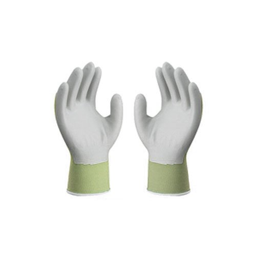 Atlas Fit 370 Showa Green Medium Thin Nitrile Garden Work Gloves, 36-Pairs by Atlas (Image #1)