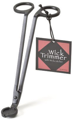 Wickman Candle Wick Trimmer, Matte Black